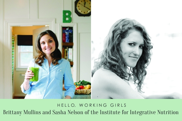 That Working Girl | The Institute for Integrative Nutrition
