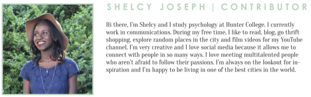 Shelcy Joseph Bio | That Working Girl